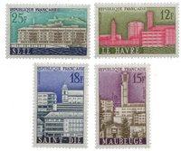Frankrig - YT 1152-55 - Postfrisk