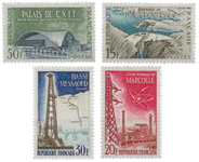 France - YT 1203-06 - Neuf