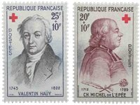 France - YT 1226-27 - Neuf