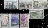 Frankrig - YT 1235-41 - Postfrisk