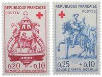 France - YT 1278-79 - Neuf
