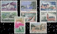 France - YT 1311-18 - Neuf