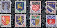 Frankrig - YT 1351A-54B - Postfrisk