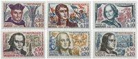 France - YT 1370-75 - Mint