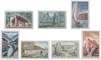 France - YT 1435-41 - Neuf