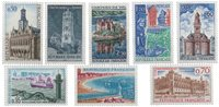 France - YT 1499-1506 - Neuf