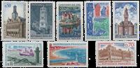 Frankrig - YT 1499-1506 - Postfrisk