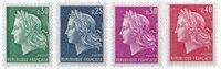 France - YT 1535-36B - Mint