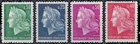Frankrig - YT 1535-36B - Postfrisk