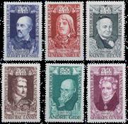 France - YT 1590-95 - Neuf