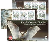 Carnet de timbres 7