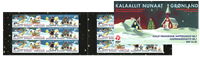 Groenland - Carnet de timbres Noël - Y&T no C370
