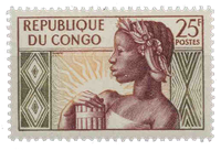 Congo - Anniversaire de la Rép.