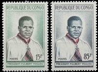 Congo - YT 137-38