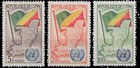 Congo - YT 139-41