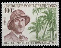 Congo - 30 ans conf. Brazzaville