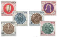 Congo - YT 394-99