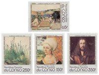 Congo - 450 ans mort d'Albert Dürer