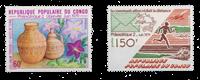 Congo - YT 542A-543A