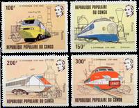 Congo - YT 656-59