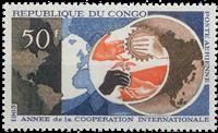 Congo - Ann. de la coop. Internationale