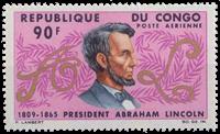 Congo - 100 ans mort Lincoln