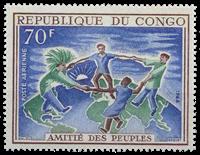 Congo - Amitié des peuples