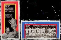Congo - Coupe d'Afrique de football