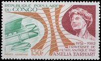 Congo - 50 ans traversée Atlantique