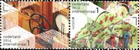 Holland - Europa 2014 - Postfrisk sæt 2v