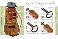 Ungarn - Europa 2014 - Postfrisk miniark