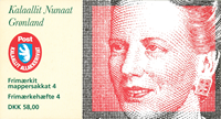 Greenland - Stamp booklet no. 4