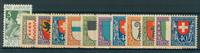 Suisse 1913-23