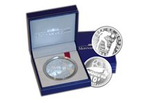 Frankrig. VM 1998. Sølvmønt England