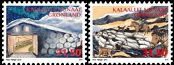 Groenland - Agriculture - Série neuve 2v