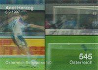 奥地利,1997年足球3D