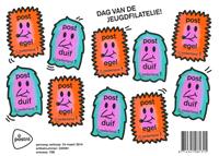 Holland - Ungdomsfilateli - Postfrisk 10 ark