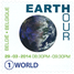 Belgien - Earth Hour - Postfrisk ark