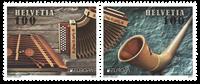 Suisse - Europa Cept 2014 Instruments de musique - Série neuve 2v