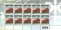 Schweiz - Pilatus Tandhjulsbanen - Postfrisk ark