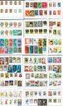 Hongrie - Carnets à choix - 4000 timbres obl.