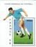 Congo - Fodbold VM - Postfrisk miniark og sæt 6v