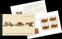 Aurigny - Tapisseries de Bayeux - Carnet de prestige neuf