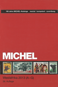 Michel stamp catalogue - West Africa I - 2013 A-G