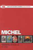 Michel stamp catalogue - West Africa II - 2013 H-Z
