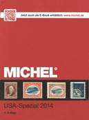 Michel catalog - USA special catalog 2014