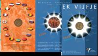 Países Bajos - Estuche presentacion con moneda