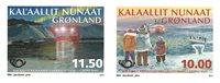 Groenland - Norden 2014 - Série neuve 2v