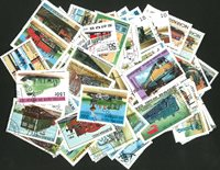 Trains - 250 timbres diff.