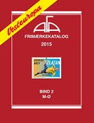 AFA Vesteuropa frimærkekatalog bind II, 2015 (M-Ø)